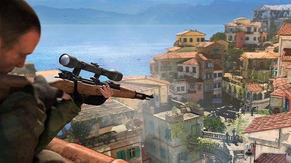 Sniper Elite 4 Cấu Hình Chơi Tối Thiểu & Max Ping