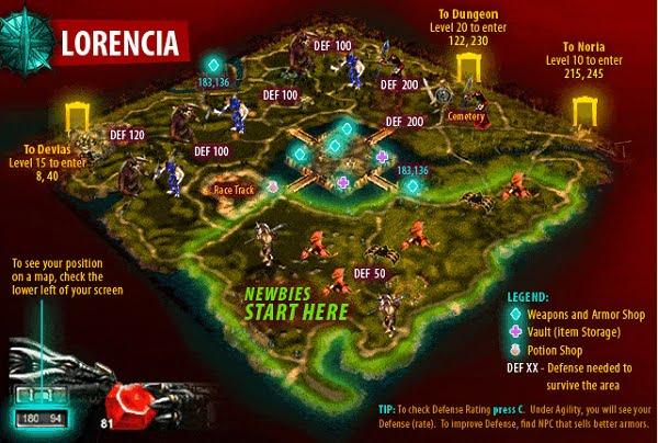 các map mu trong game