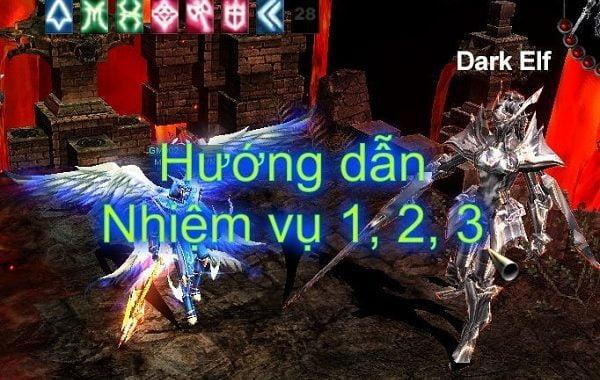 Hướng dẫn làm nhiệm vụ 1 2 3 Mu (Master) nhanh nhất