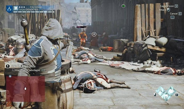 cấu hình Assassin's Creed: Unity