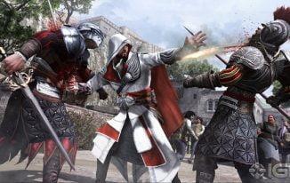 Assassin's creed Unity cấu hình tối thiểu & max ping