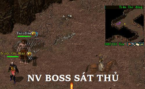 Nhiệm vụ Boss Sát Thủ