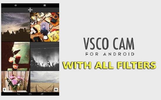 Share acc VSCO