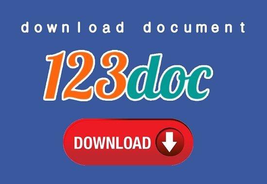 Share Acc 123doc, cho mượn tài khoản Vip 123doc