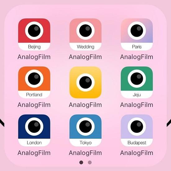 share tài khoản Analog