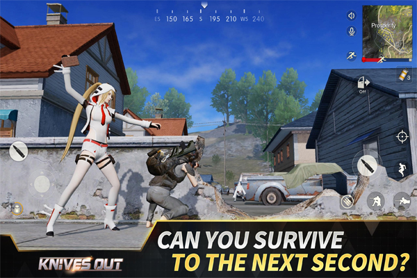 game sinh tồn Knives Out