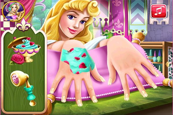 các game công chúa hay
