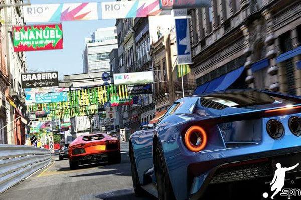 Game đua xe PC 2 người
