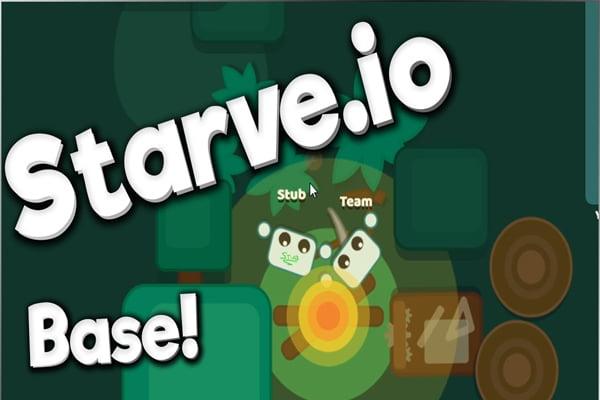 gamee Starve.io