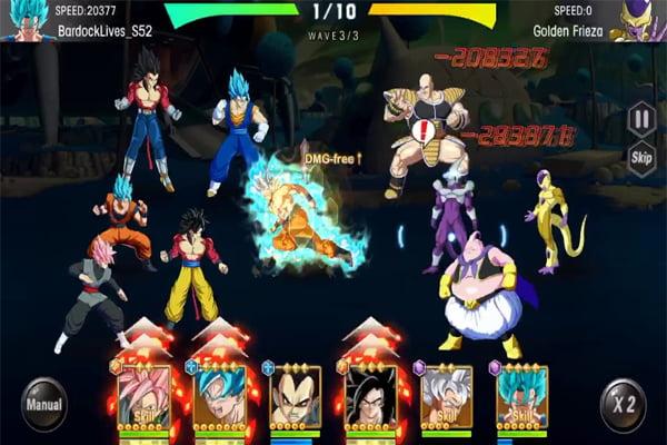 top Game Songoku