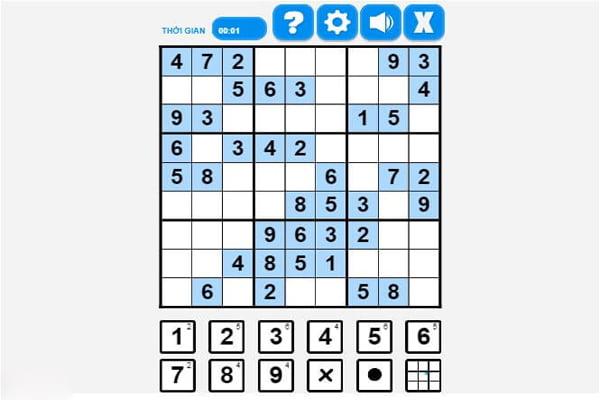 game giải câu đố