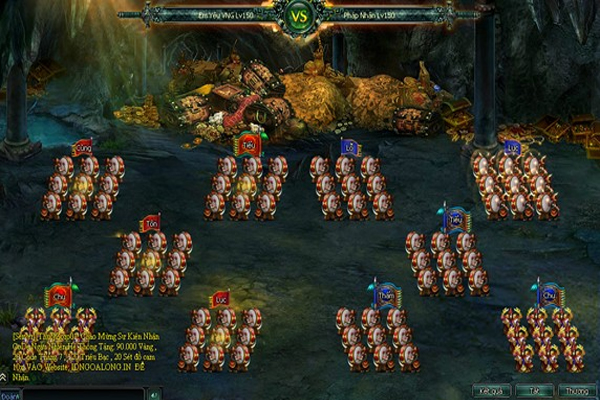 game Ngoạ Long private