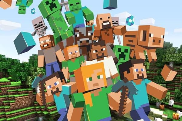 Share acc Minecraft