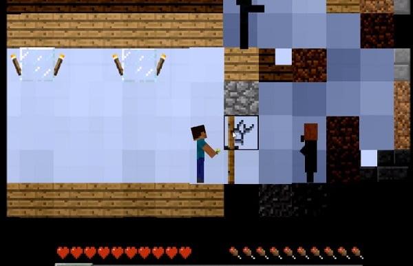 game Paper Minecraft:
