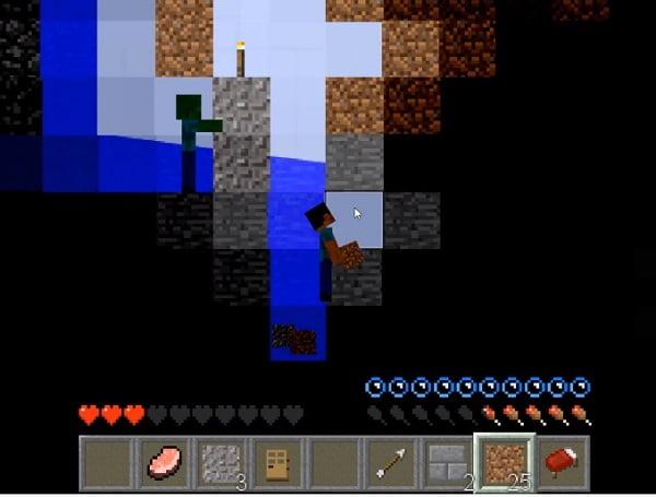 Paper Minecraft: