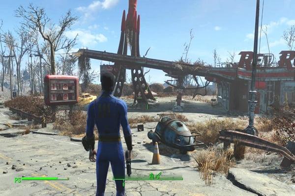 chơi Fallout 4