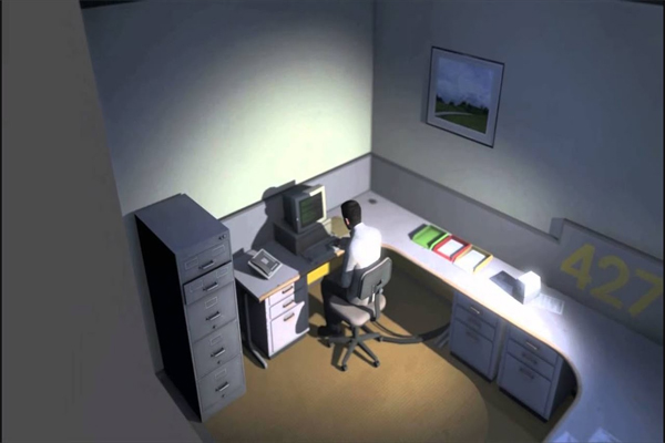 game phượt The Stanley Parable