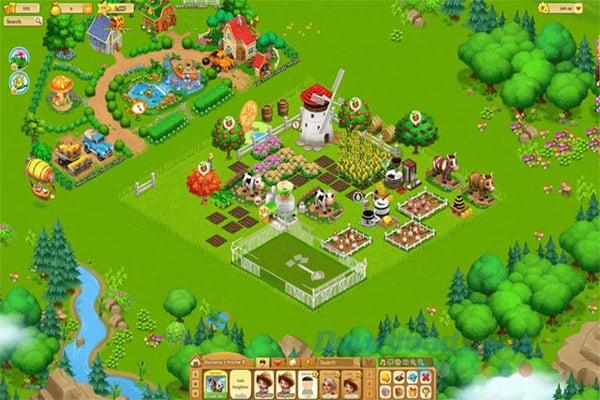 game nông trại h5