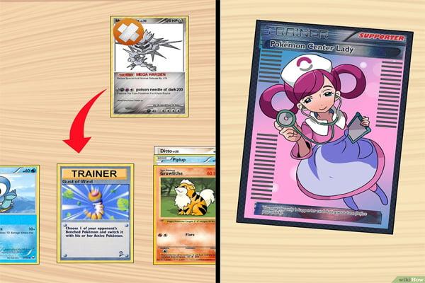 game thẻ bài Pokémon