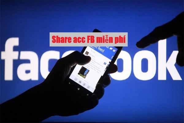 tài khoản fb miễn phí