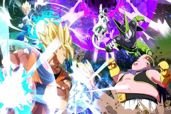 game Dragon Ball Fighterz