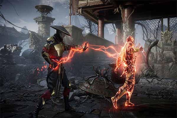 game Mortal Kombat 11