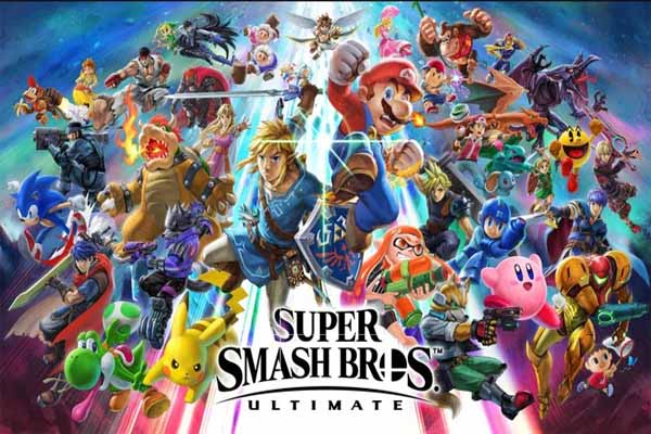 game Supper Smash Bros