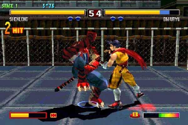 game 2 người đánh nhau hay