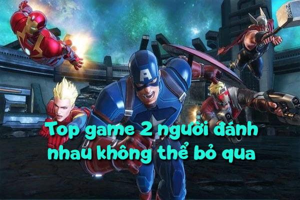 game 2 người đánh nhau
