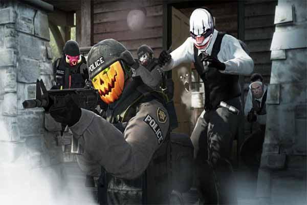 game bắn súng online