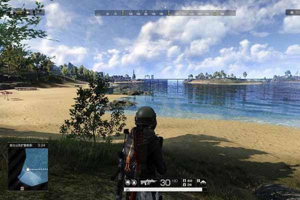 game bắn súng sinh tồn