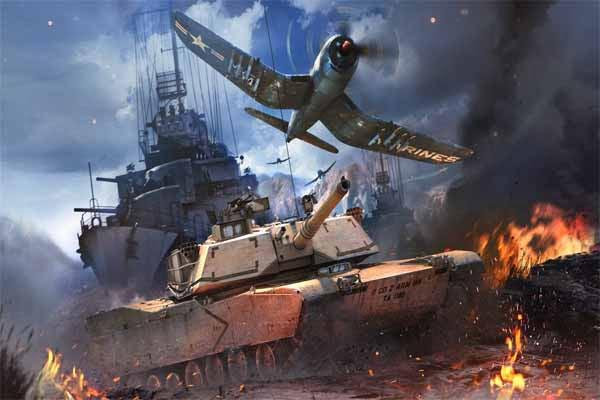 các game bắn xe tăng pc