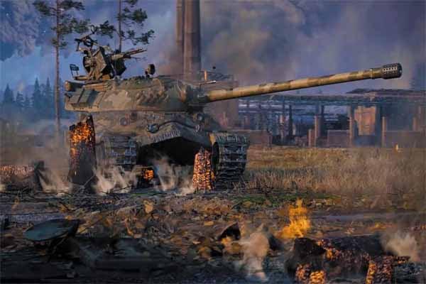 game bắn xe tăng cổ điển