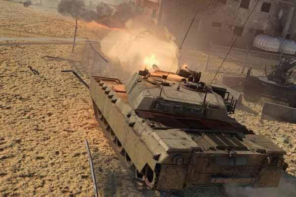 game bắn xe tăng vui