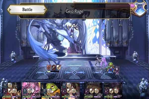 game giả lập Another Eden