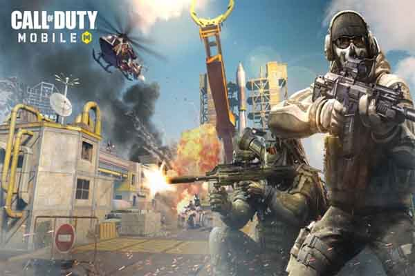 game Call Of Durty Mobile
