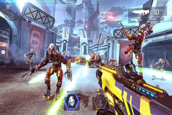 game Shadowgun Legends