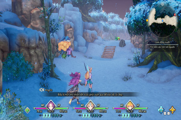 game Trials of Mana